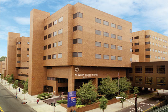 Newark Beth Israel Med Cent logo