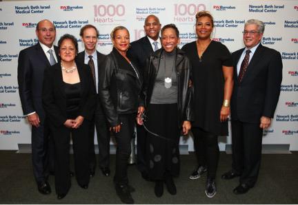 Newark Beth Israel Medical Center and RWJBarnabas Health Celebrate a