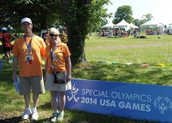 2014 Special Olympics USA Games 6/16/14