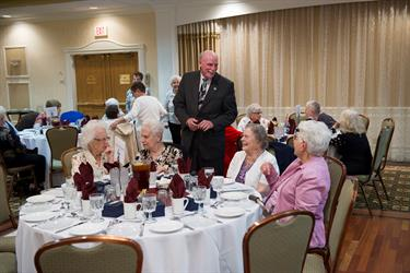 CMC 2014 Auxiliary May Tea