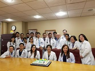 Resident Life - Internal Medicine Program at MMC