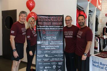 2018 CycleRed for Heart Disease