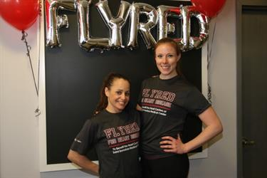 2017 FlyRed for Heart Disease