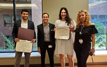 Newark Beth Israel Medical Center Radiology Residency – Our Graduations