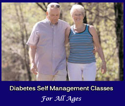 Diabetes Self Management Classes For All Ages