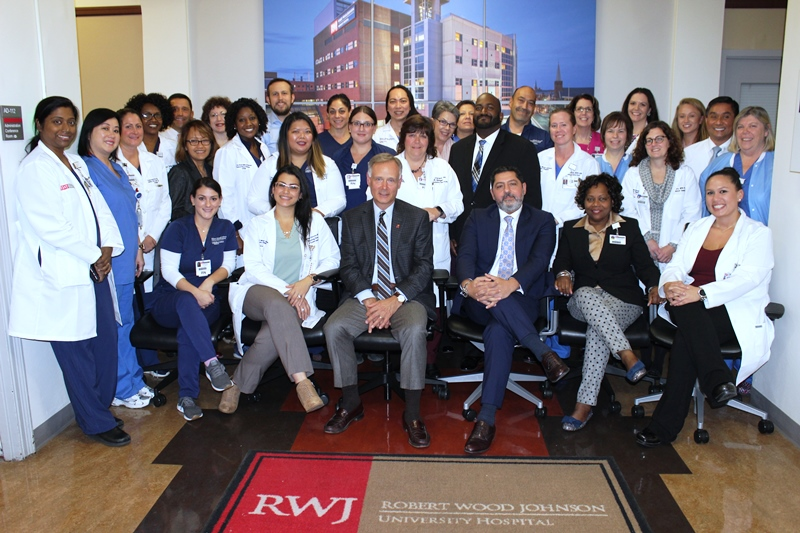 RWJUH New Brunswick Bariatric Team