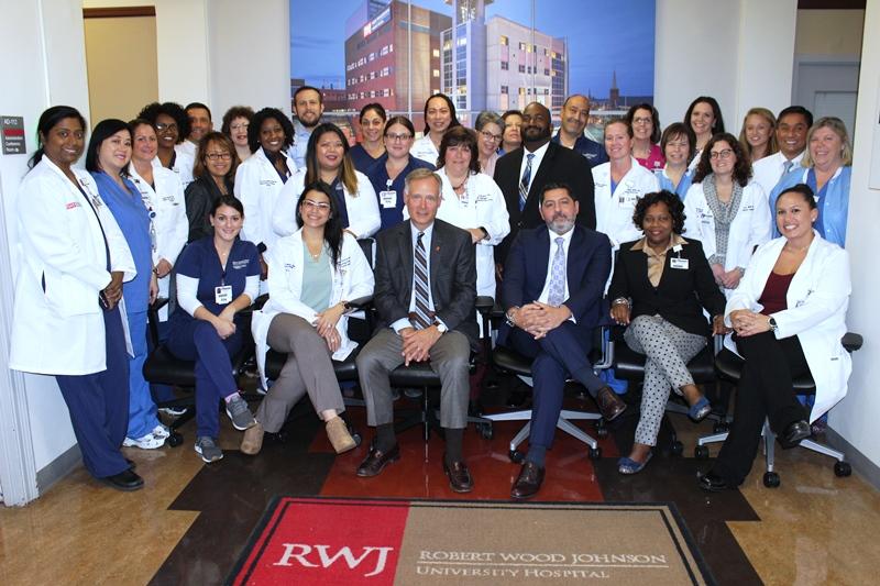 Robert Wood Johnson University Hospital New Brunswick Earns The