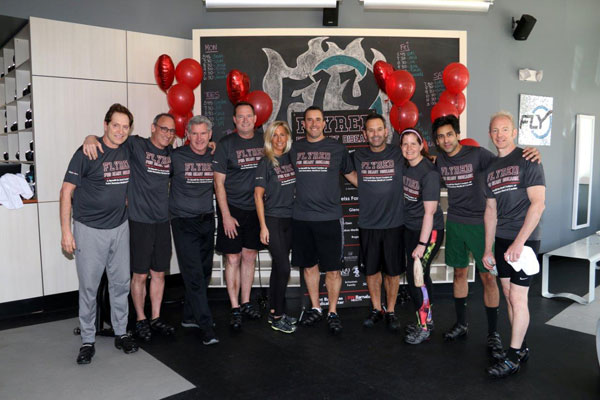Cycle Red for Heart Disease to Benefit The Heart Center at Saint