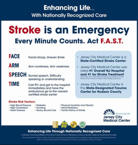 JCMC EMS Stroke awareness