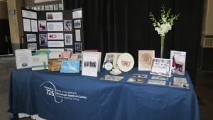 MMC 125th Anniversary historical materials