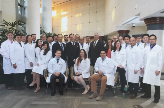 Monmouth Medical Center General Surgery Residents' Photo