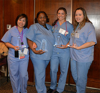 Sim Wars Regional Perinatal Simulation Center at Saint Barnabas 2013 winners