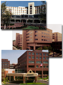 Saint Barnabas, Newark Beth Israel and Monmouth Medical Centers