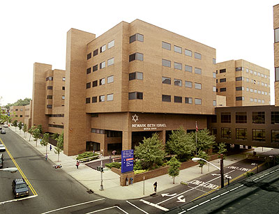 Newark Beth Israel Medical Center Building