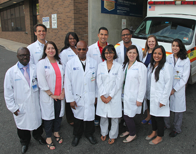 NBI Pediatric Emergency Medicine fellowship Group