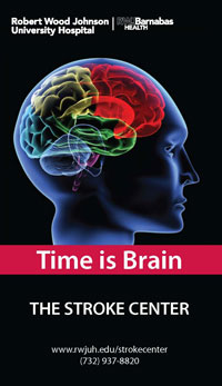 Time is Brain