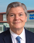 Stephen P. Zieniewicz, FACHE, President and CEO Saint Barnabas Medical Center