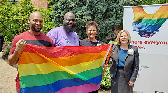 LGBTQ Diversity and Inclusion at CMMC