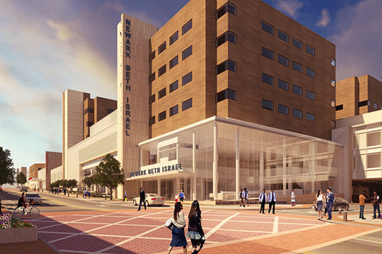 Newark Beth Israel Medical Center Expansion Project
