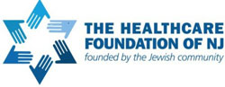 The Healthcare Foundation of NJ Logo