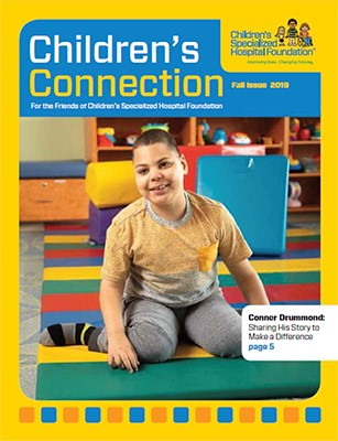 children's fall 2019 issue magazine cover