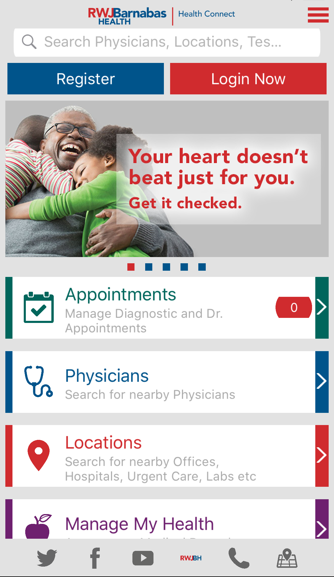 Health Connect App