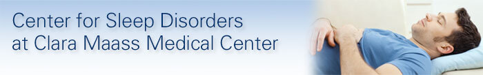 Center for Sleep Disorders at Clara Maass Medical Center