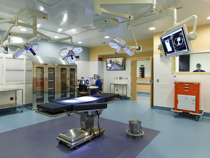 The Center for Advanced Pediatric Surgery