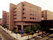 Children's Hospital of New Jersey NBI Building