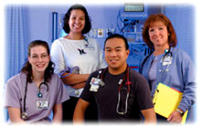 Community Medical Center Staff