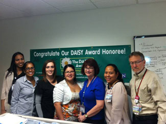 Daisy Award March 2015