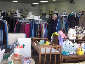 MMCSC Foundation Auxiliary Thrift shops