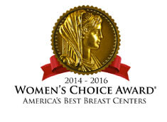 2014 & 2016 Women's Choice Award® America's Best Breast Centers