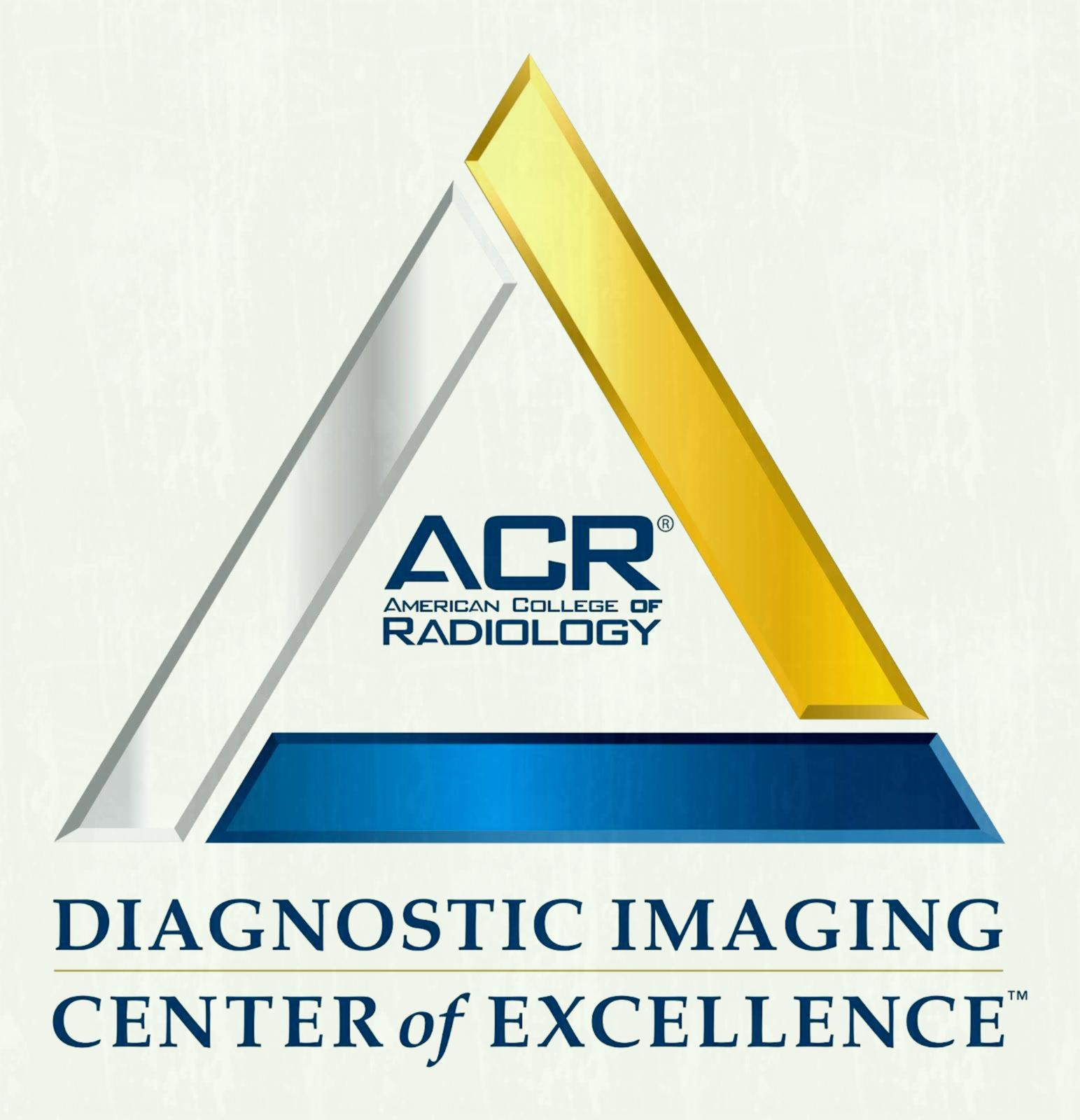 ACR - Diagnostic Imaging Center of Excellence