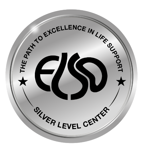 Silver ELSO Award