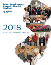 2018 Nursing Annual Report