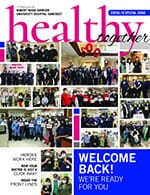 Healthy Together COVID-19 Issue