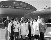 2001- Saint Barnabas Completes New Ultramodern Emergency Department