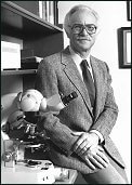 1974 - Robert V.P. Hutter becomes chairman of Pathology