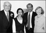 2001 - Martin G. Jacobs, M.D., Transplant Institute Celebrates Opening