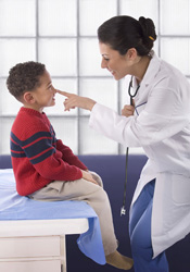 ChildLife child with doctor SBMC