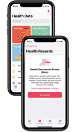Connect your health app