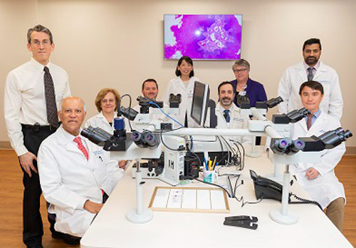 Pathology Faculty at Saint Barnabas Medical Center