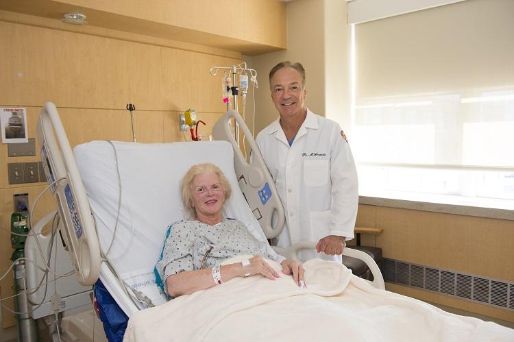 Life After Colon Cancer Patient Story Cecilia M