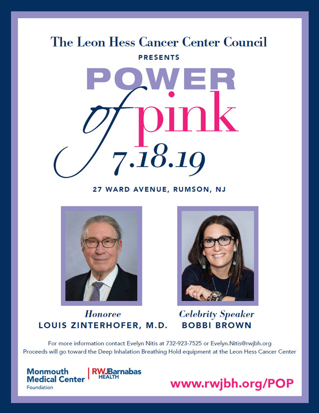 Power of Pink 2019 poster