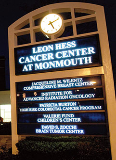 Leon Hess Cancer Center at Monmouth