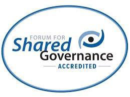 Shared Governance Accredited Logo