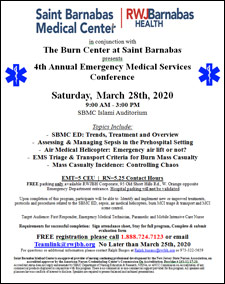 2020 Emergency Medical Services Symposium