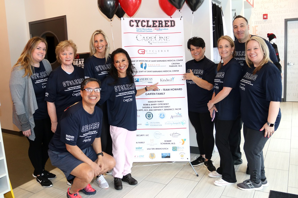 CycleRed for Global and Community Health | Saint Barnabas Medical Center