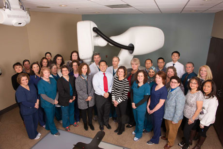Radiation Oncology Experts| Saint Barnabas Medical Center